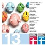 test und Finanztest Archiv CD-Rom 201...