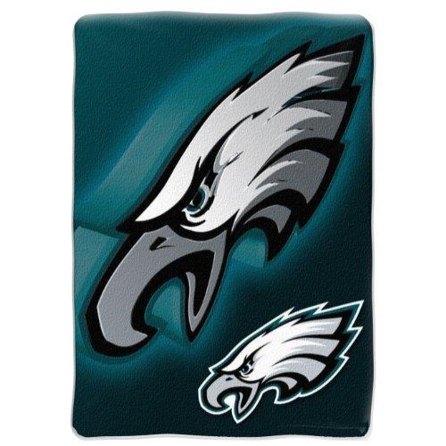 Nfl Philadelphia Eagles 60 Inch By 80 Inch Micro Raschel