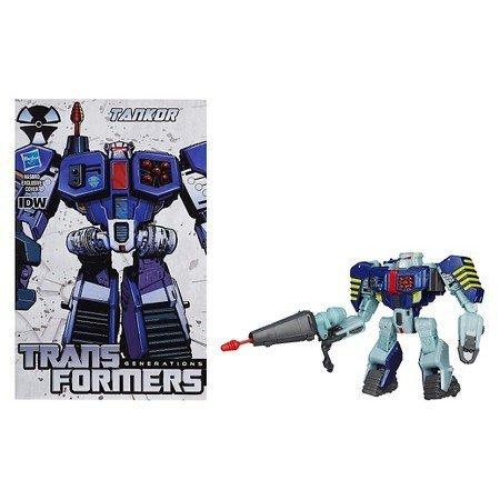 Transformers Generations Deluxe Tankor Vehicon Tankor Action Figure