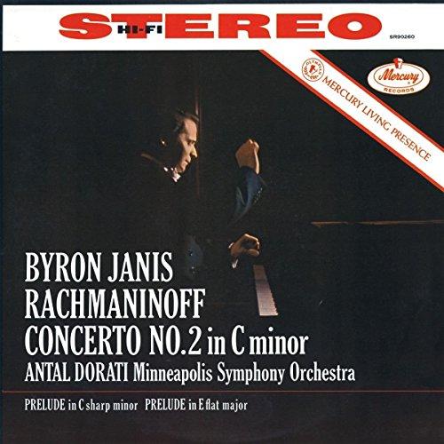 Rachmaninov: Piano Concerto No.2; 2 Preludes [LP]