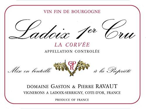 2010 Domaine Ravaut: Ladoix Premier Cru La Corvee 750 Ml