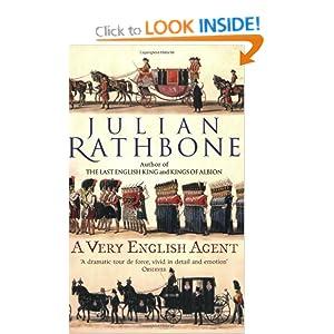 A Very English Agent Julian Rathbone