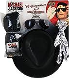 Michael Jackson - Kit de accesorios (Rubie