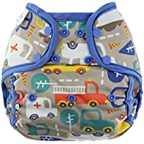 Blueberry Coveralls Diaper Covers, Traffic, One Size