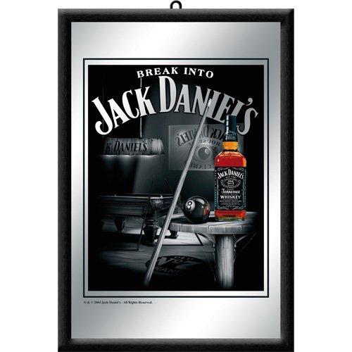 Nostalgic Art 80710 - Specchio Jack Daniels, 20 x 30 cm