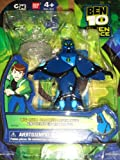 Bandai Ben 10 Alien Force 4 Inch Action Figure Big Chill Cloaked