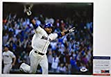 Signed Nelson Cruz Photo - BOOMSTICK!!! Walkoff 11x14 #1 - PSA/DNA Certified - Autographed MLB Photos
