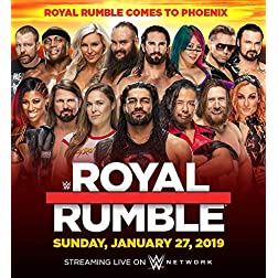 WWE: Royal Rumble 2019 [Blu-ray]