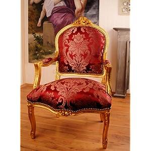 Preisvergleich mit k niglicher rokoko sessel marie for Sessel 18 jahrhundert
