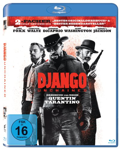 Django Unchained [Blu-ray]