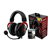 HyperX Cloud II Rainbow Six Siege Bundle for PC & PS4 (HG-HS2RD-1B)