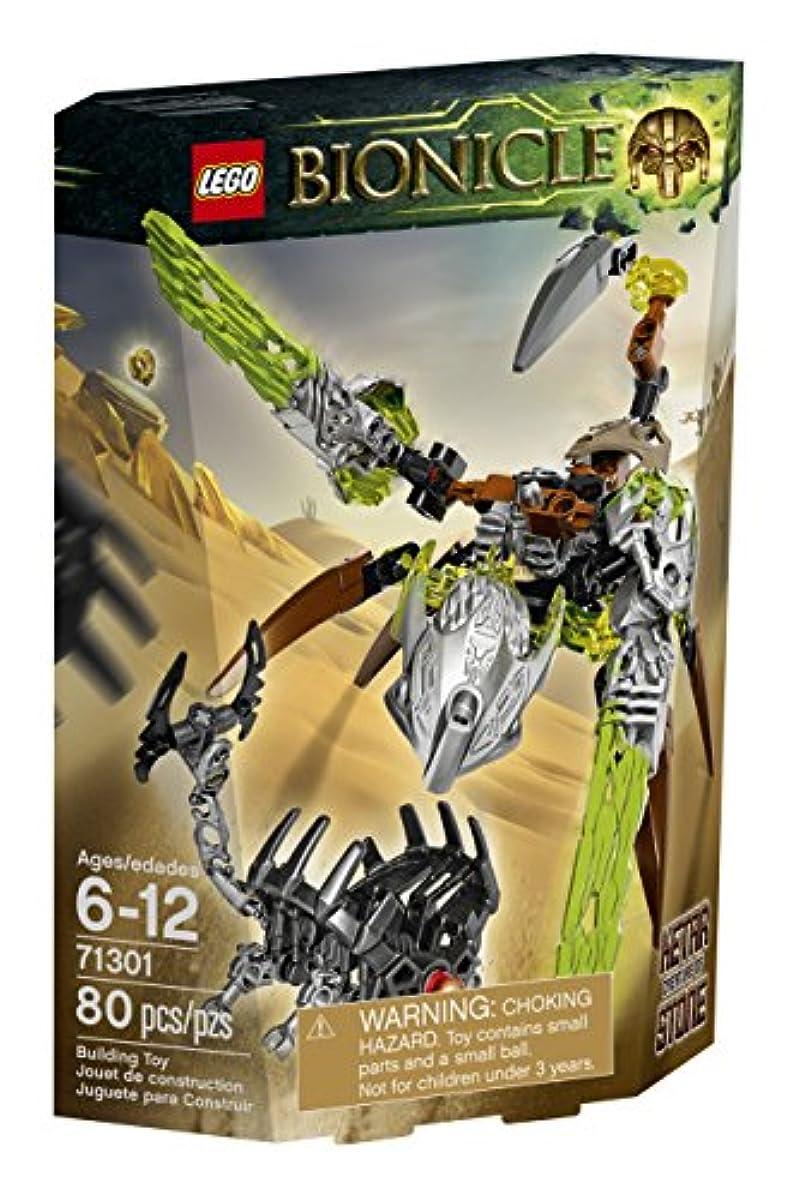[해외] LEGO BIONICLE KETAR CREATURE OF STONE 71301