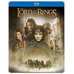 Lord of the Rings: Fellowship of the Ring [Blu-ray Steelbook]