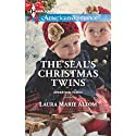 The SEAL's Christmas Twins: Operation: Family (       UNABRIDGED) by Laura Marie Altom Narrated by Erin Bennett