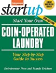 Start Your Own Coin-Operated Laundry...