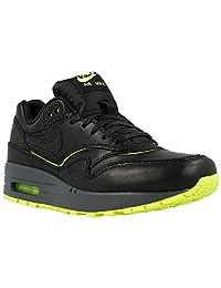 Nike Air Max 1 Cut Out Premium 644398 002 Fashion Sneakers Women's Size 11.5