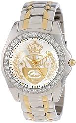 Marc Ecko Men's E10561G1 Encore Oz Two Tone Stainless Steel Watch