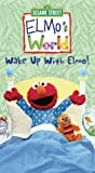 Elmos World - Wake Up With Elmo [VHS]
