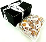 Atkinsons Sugar Free Butterscotch Buttons, 2 lb Bag in a Gift Box
