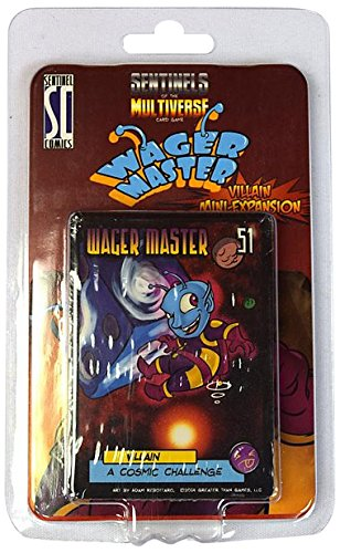 Sentinels of the Multiverse: Wager Master Board Game - 1