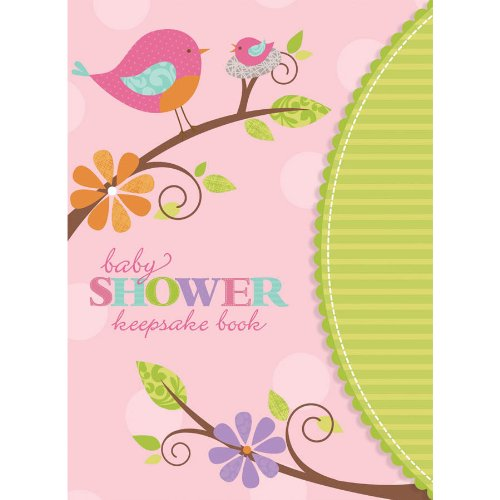 girl baby shower guest books baby shower mania