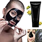 LUCKYFINE 60 g Black Head Ex Akne Peel off Maske Mitesser Gesichtsmaske entfernen Mitesser Reißen-Typ mask