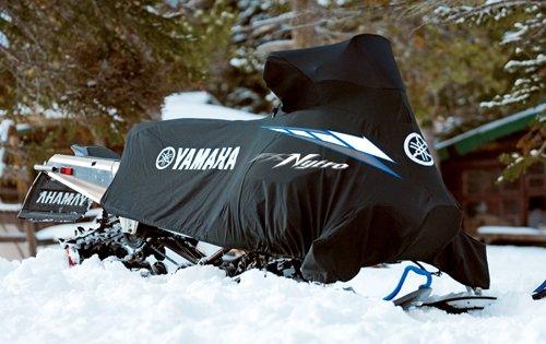 Yamaha SMA-COVER-80-01 Custom Cover for Yamaha FX Nytro (Motorcycle Covers Yamaha compare prices)