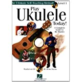 Play Ukulele Today!: Level 1- A Complete Guide to the Basics-Tutor Music Book with Cdby Barrett Tagliarino