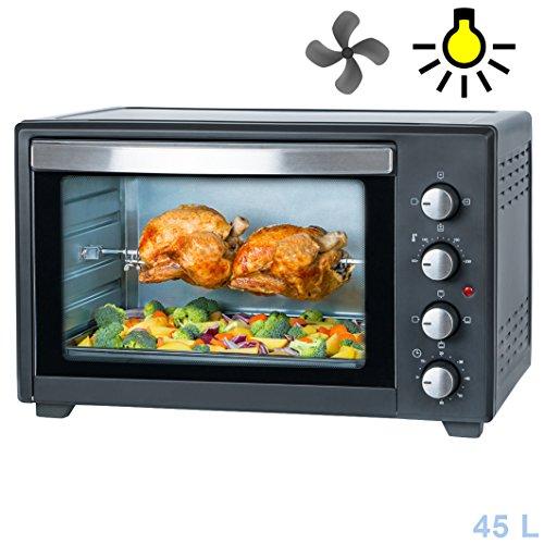 45liter-2000-watt-backofen-mit-innenbeleuchtung-drehspiess-umluft-mini-pizza
