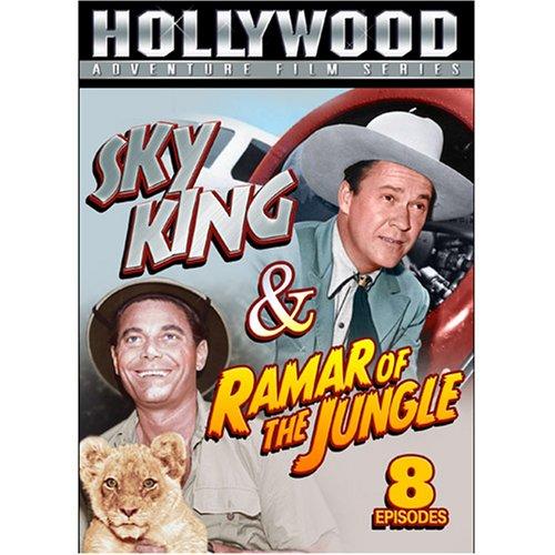 Tv Adventure Classics V.2: Ramar Of The Jungle / Sky King front-439856