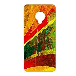 Vibhar printed case back cover for Xiaomi RedMi Note Prime PaintSplash