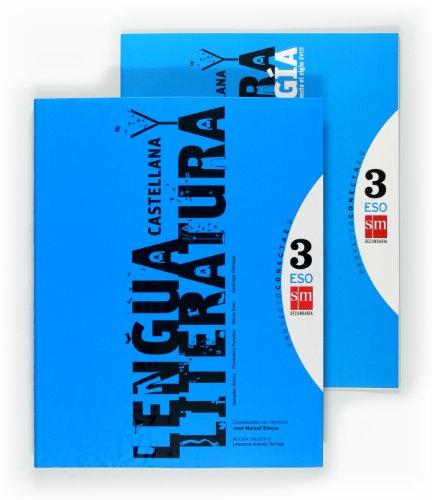 Lengua castellana y literatura. 3 ESO. Conecta 2.0.