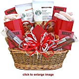 Sharing Starbucks Gift Basket