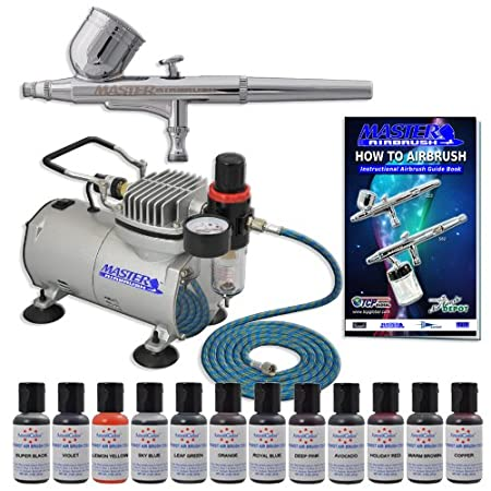 Airbrush For Cake Decorating : From The Desk of ElleDeeEsse: Cake Decorating Airbrush Kits