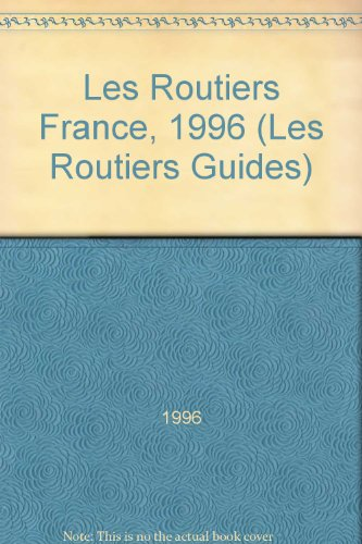 france-1996-quality-and-value-food-and-accommodation-les-routiers-guides