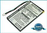 Battery for Garmin Nuvi 770, 3.7V, 1250mAh, Li-PL