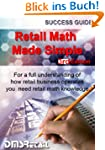 Retail Math Made Simple (English Edit...