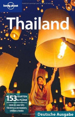 Lonely Planet Reiseführer Thailand: 153 Karten