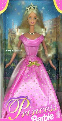 Prinzessin Barbie (blond)
