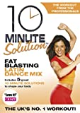 10 Minute Solution - Fat Blasting Latin Dance Mix [DVD]
