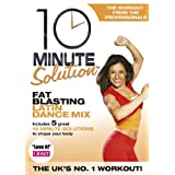 10 Minute Solution - Fat Blasting Latin Dance Mix [DVD]by 10 Minute Solution