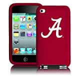 Tribeca FVA3640 Varsity Silicone Jacket for iPod Touch 4G - Alabama, U - Crimson at Amazon.com