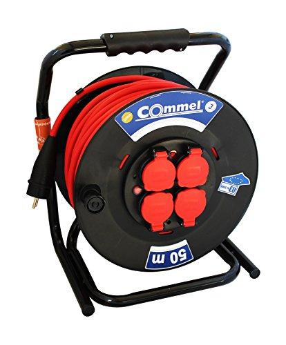 Profi-Kabeltrommel-280-mm-Durchmesser-33-40-50-m-H05RR-F-3G25-HO5VV-F-3Gx15-093250HO5RR-F-3Gx25-mm