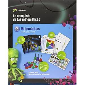 Matemáticas 2º Primaria (Tres Trimestres) (Super