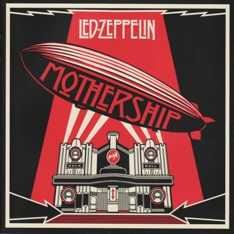 Led Zeppelin - Mothership (2CD) - Zortam Music