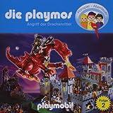 echange, troc Playmos - Angriff der Drachenritter - CD2 (Playmobil)