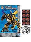 Transformers 3  Party Game Party Accessory