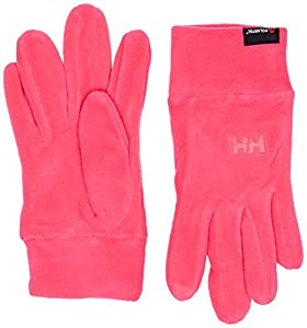 Helly Hansen Polar Tec Gloves - Magenta, X-Small