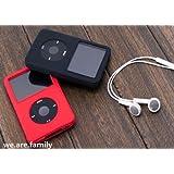 Silicone Skin Cover Case for iPod Classic 7th Gen 160GB 6th 80GB 120GB THIN X2+Screen Protector
