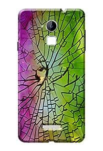 Coolpad Note 3 Plus Back Case KanvasCases Premium Designer 3D Lightweight Hard Cover